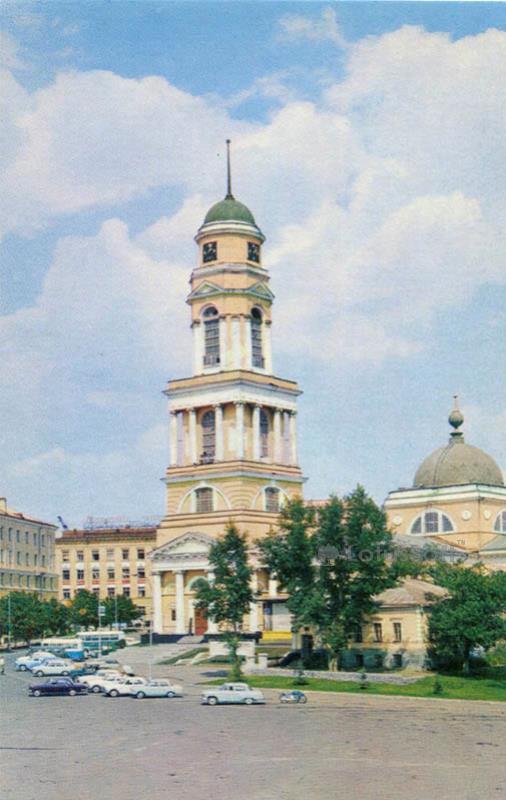 Краеведческий музей. Липецк, 1975 год