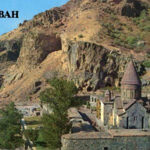 Гегард. Ереван, 1987 год