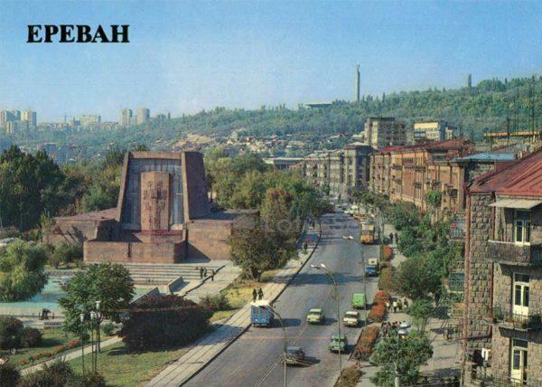 Дом камерной музыки им.Комитаса. Ереван, 1987 год