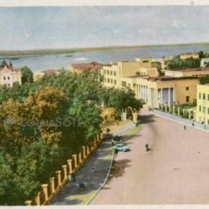 Парк культуры и отдыха. Хабаровск, 1965 год