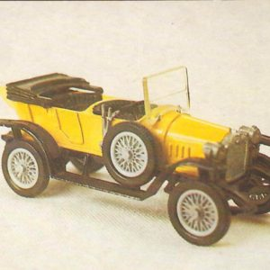"Postcard Audi ""Alpenziger"" 1913, 1985"