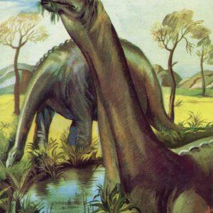 Бронтозавр, 1983 год