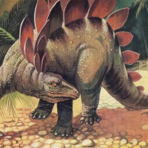 Стегозавр, 1983 год