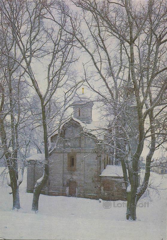 Церковь Вознесения. Ростов Великий, 1984 год