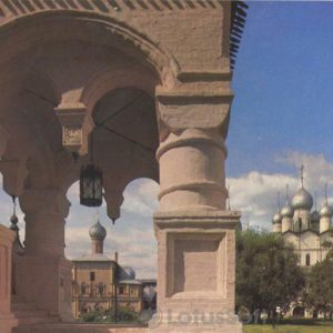 Porch of the Red Chamber in the Kremlin, 1984