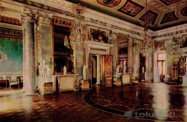 Итальянский павильон. Дворец-музей Останкино, 1968 год