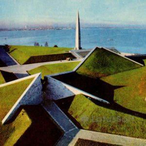 Мемориальный ансамбль Маарьямяэ. Таллин, 1978 год