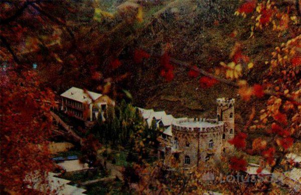 """Tourist center """"Narzanov"""". Kabardino-Balkaria, 1973"""
