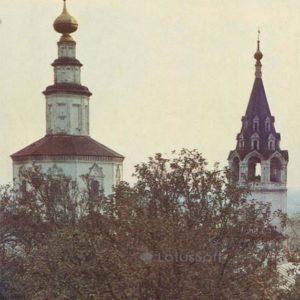 Church of St. Nicholas in Gal. Vladimir, 1986