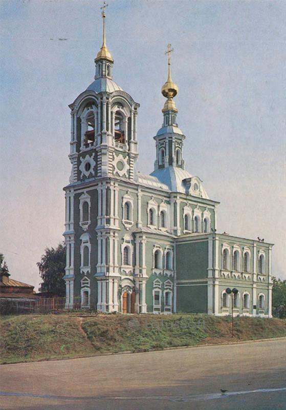Никитская церковь. Владимир, 1986 год