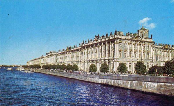 Winter Palace. Leningrad, 1977