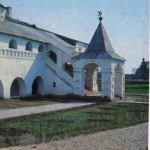 Arhireyskie Chamber. Suzdal, 1978