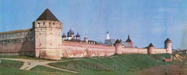 Спасо-Ефимовский монастырь, 1978 год