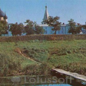 Panorama Kremlin. Suzdal, 1978