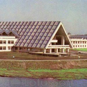 Main tourist complex. Suzdal, 1978