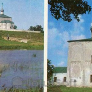 Kideksha. Suzdal, 1978