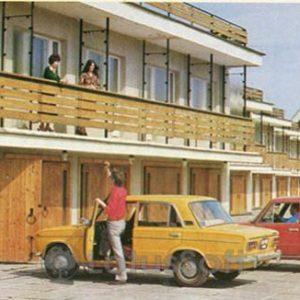 Motel. Suzdal, 1978