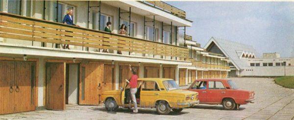 Мотель. Суздаль, 1978 год