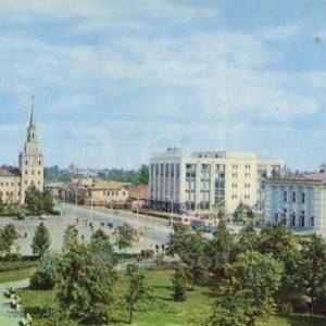Area Labor. Yaroslavl, 1973