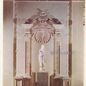 Белый зал. Пенелопа. Ливадийский дворец, 1978 год