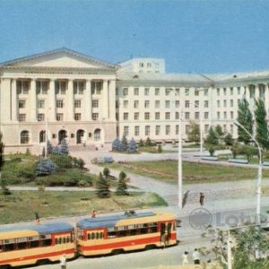 Institute of Agricultural Engineering. Rostov-on-Don, 1973