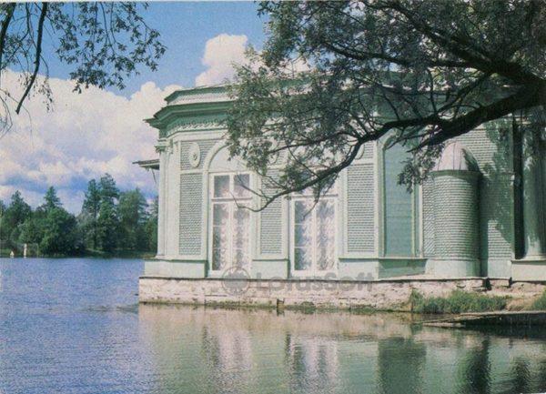 Павильон Венеры. Гатчина, 1984 год