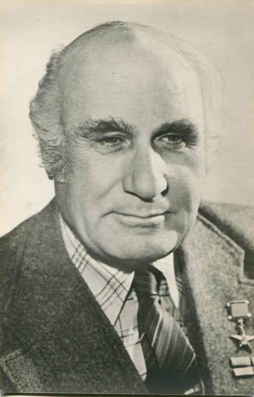 Абашидзе Ираклий Виссарионович, 1981 год