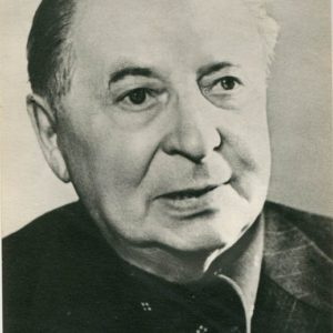 Жаров Александр Алексеевич, 1981 год