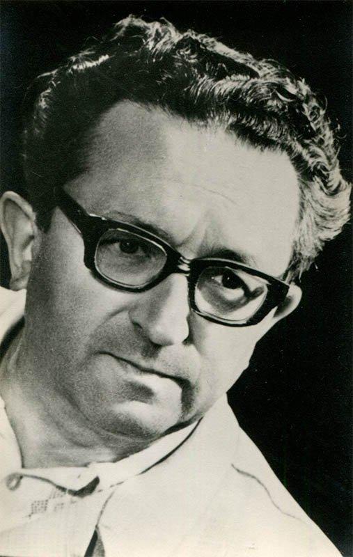 Lev Ozerov Adol'fovich, 1981