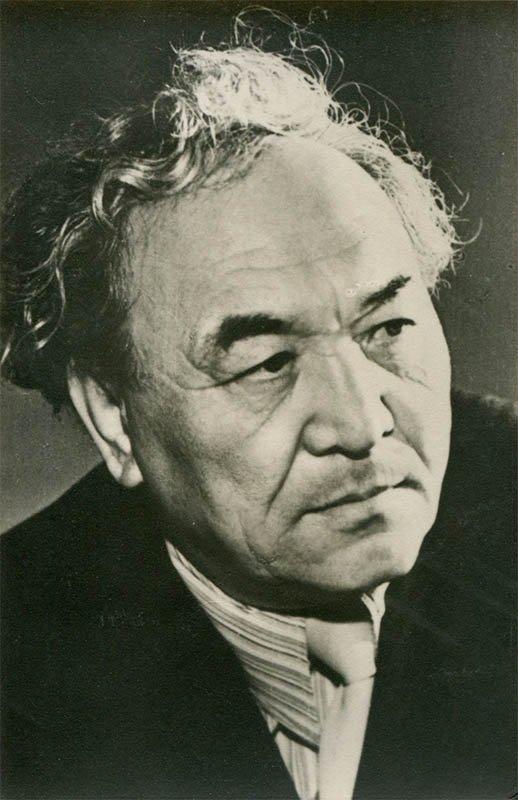 Kugultinov David Nikitich, 1981