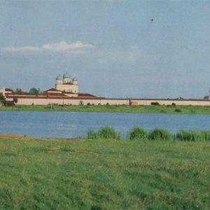 Yuriev Monastery. Novgorod, 1969