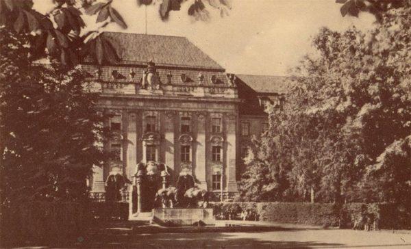 Земельный суд. Клининград, Кёнигсберг), 1990 год