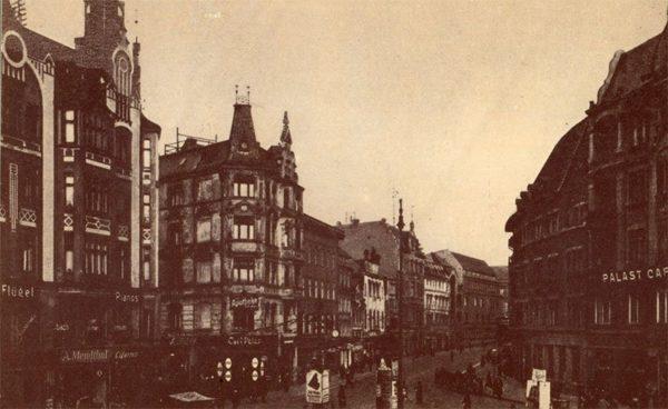 Росгартенский рынок. Клининград, Кёнигсберг), 1990 год