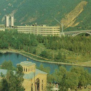 Jermuk. Armenia, 1981