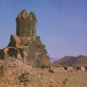 Monastery Tanahat. Yeghegnadzor region. Armenia, 1981