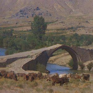 Mosk XIII century. Yeghegnadzor. Armenia, 1979