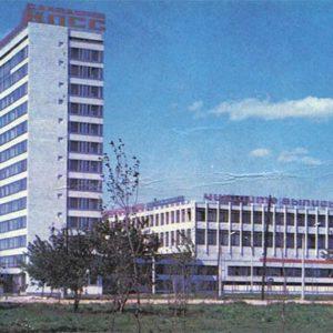 Газетно-журнальное издательство. Казань, 1977 год