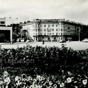 Area them. SM Kirov. Petrozavodsk, 1984