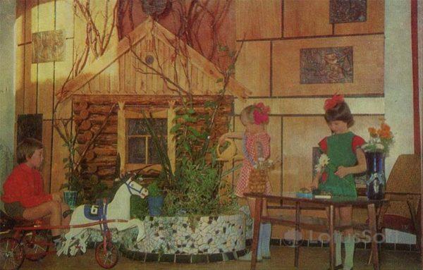 Детский сад. Набережные Челны, 1981 год