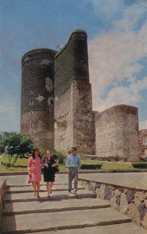 Maiden's Tower. Baku (1970)