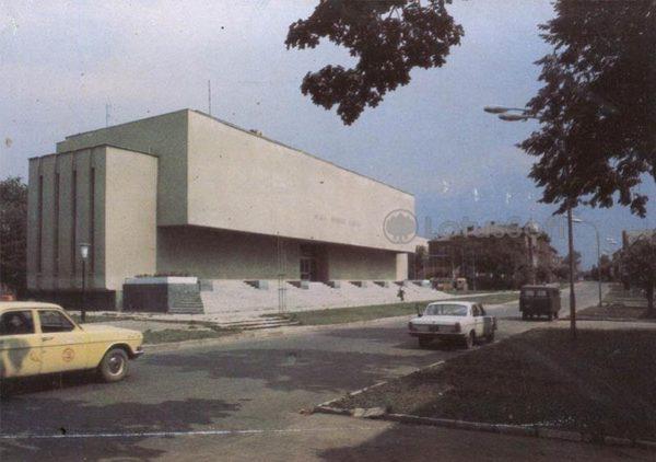 Музей первого в России Иваново-Вознесенского общегородского Совета рабочих депутатов. Иваново, 1986 год
