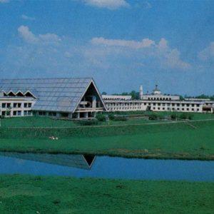 Main tourist complex. Suzdal, 1983
