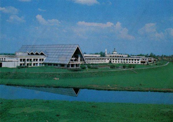 Главный туристский комплекс. Суздаль, 1983 год