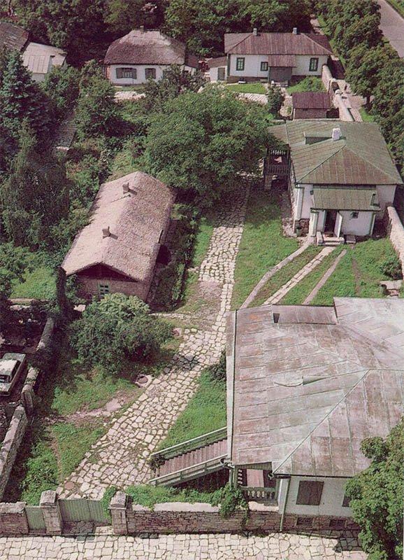Государственный музей-заповедник М.Ю. Лермонтова. Пятигорск, 1988 год