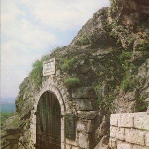 Grotto MY Lermontov. Pyatigorsk, 1988