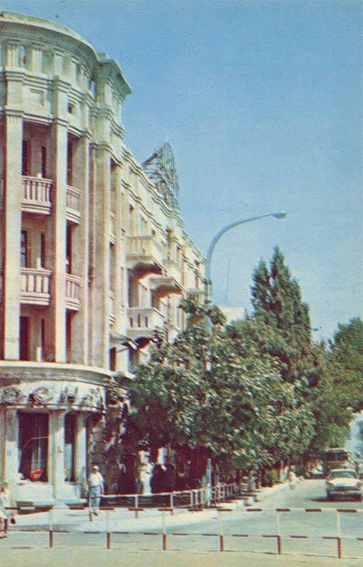 Street Soviets. Kostroma, 1971