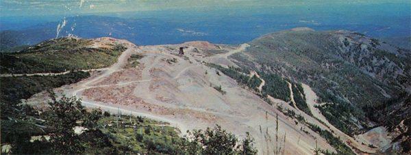 Вид на Амур, 1975 год