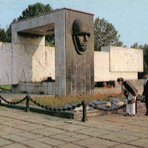 Memorial of Glory. Truskavets, 1982