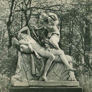 Группа Амур и Психея. Летний сад, 1969 год