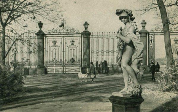 Решетка Летнего сада, 1969 год